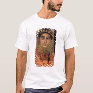 T-shirt Portrait d'une femme, de Fayum, Romano-Égyptien,