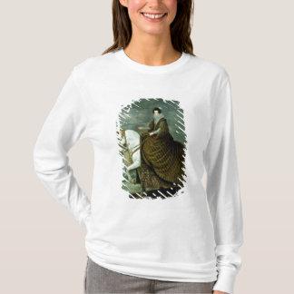T-shirt Portrait équestre d'Elisabeth De France