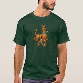 T-shirt Pose 3 d'aerographe de Scooby Doo