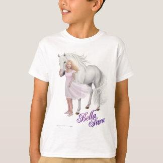 T-shirt Pose de Bella Sara