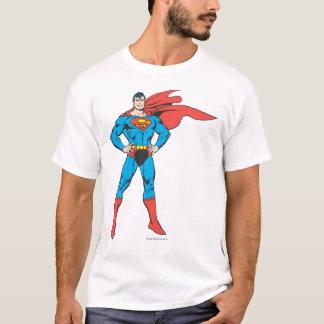 T-shirt Pose de Superman