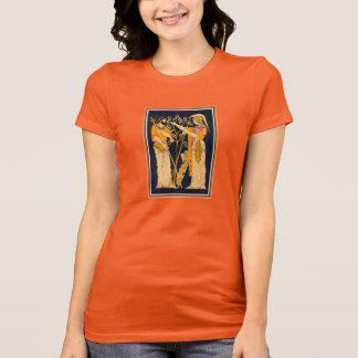 T-shirt Poseidon et Athéna