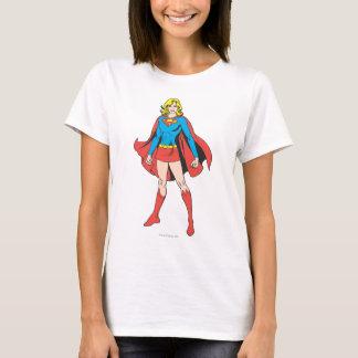 T-shirt Poses de Supergirl