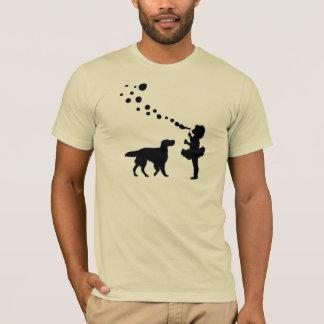 T-shirt Poseur anglais