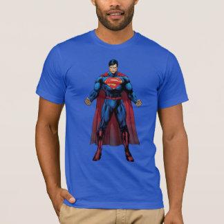T-shirt Position de Superman