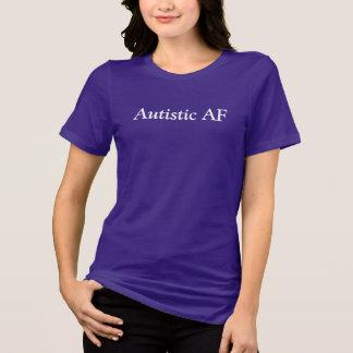 T-shirt Positivité autiste