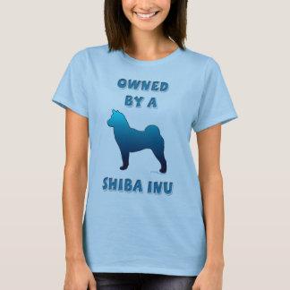 T-shirt Possédé par un Shiba Inu