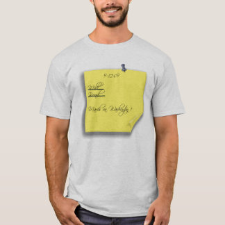 T-shirt Post-it 912