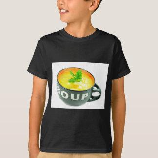 T-shirt Potage au poulet