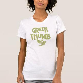 T-shirt Pouce vert