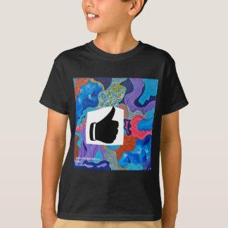 T-shirt Pouces d'oreille
