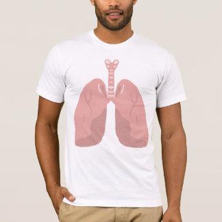 T-shirt Poumons