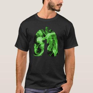 T-shirt Poumons verts