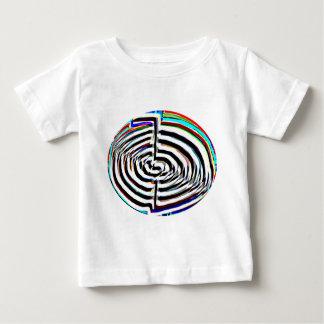 T-shirt Pour Bébé 100 copies de Chakra n Chokuray de fleur