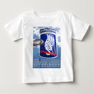 T-shirt Pour Bébé 173RD Correction et parachute T-11
