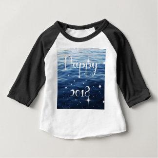 T-shirt Pour Bébé 2018 heureux