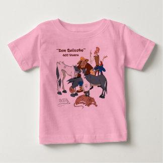 T-shirt Pour Bébé 400 ans de @QUIXOTEdotTV de Don don Quichotte
