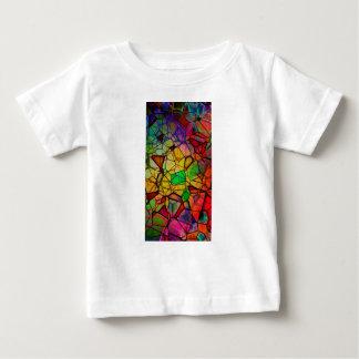 T-shirt Pour Bébé Abrégé sur arc-en-ciel