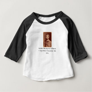 T-shirt Pour Bébé Achille Nikolayevich Alferaki