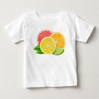 T-shirt Pour Bébé Agrumes