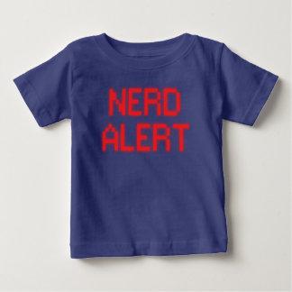 T-shirt Pour Bébé Alerte de ballot