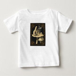 T-shirt Pour Bébé Alice et la chemise du pays des merveilles de