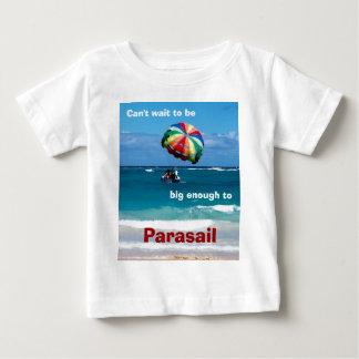 T-shirt Pour Bébé Amour de parachute ascensionnel