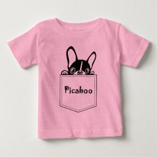 T-shirt Pour Bébé Amoureux des chiens ! Woof !