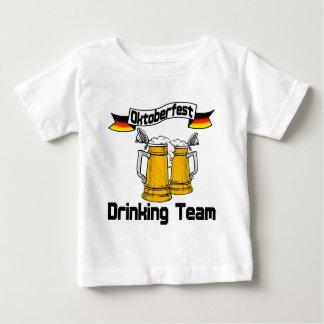 T-shirt Pour Bébé Amusement d'Oktoberfest !