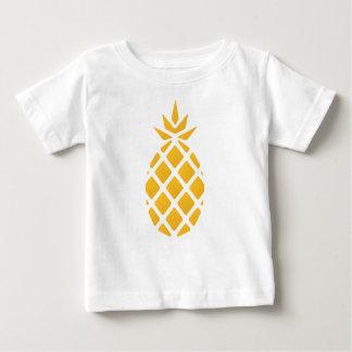 T-shirt Pour Bébé ananas, fruit, logo, nourriture, tropicale,