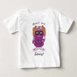 T-shirt Pour Bébé animation drôle