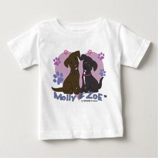 T-shirt Pour Bébé Aquarium populaire et Zoe