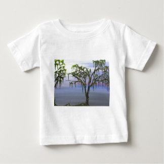 T-shirt Pour Bébé Arbres d'escalade