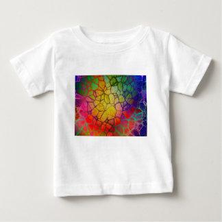 T-shirt Pour Bébé Arc-en-ciel #2 abstrait