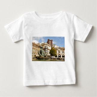 T-shirt Pour Bébé Architecture à Birmingham, Angleterre