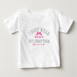 T-shirt Pour Bébé arcs de pousse