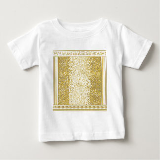 T-shirt Pour Bébé Arrière - plan de style romain