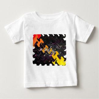 T-shirt Pour Bébé Art abstrait