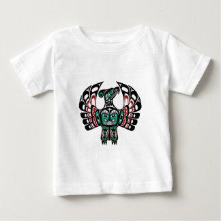 T-shirt Pour Bébé Art du nord-ouest Thunderbird de Haida de Côte