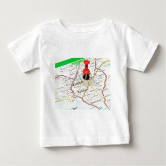 T-shirt Pour Bébé Athènes, Grèce