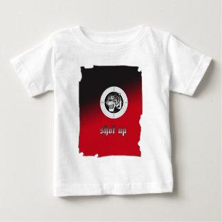 T-shirt Pour Bébé Augmenté rapidement le tigre