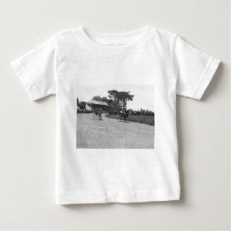 T-shirt Pour Bébé Aux courses