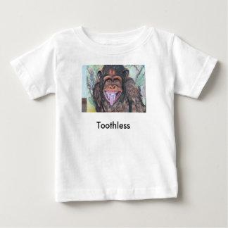 T-shirt Pour Bébé Babouin