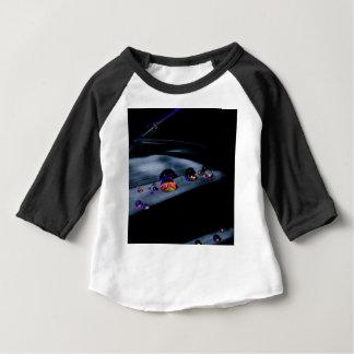 T-shirt Pour Bébé Baisses colorées de l'eau