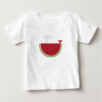 T-shirt Pour Bébé Baleine de Thristy