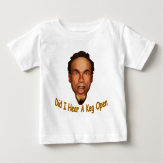 T-shirt Pour Bébé Barillet ouvert