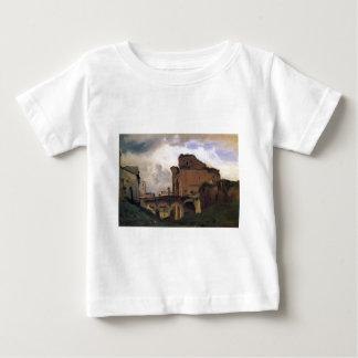 T-shirt Pour Bébé Basilique de Constantine par Camille Corot