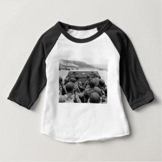 T-shirt Pour Bébé Bataille de la Normandie
