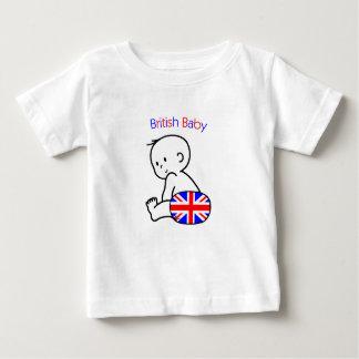 T-shirt Pour Bébé Bébé britannique
