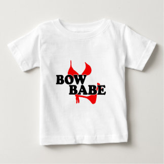 T-shirt Pour Bébé Bébé d'arc de défibreurs